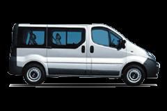 Location véhicule Minibus