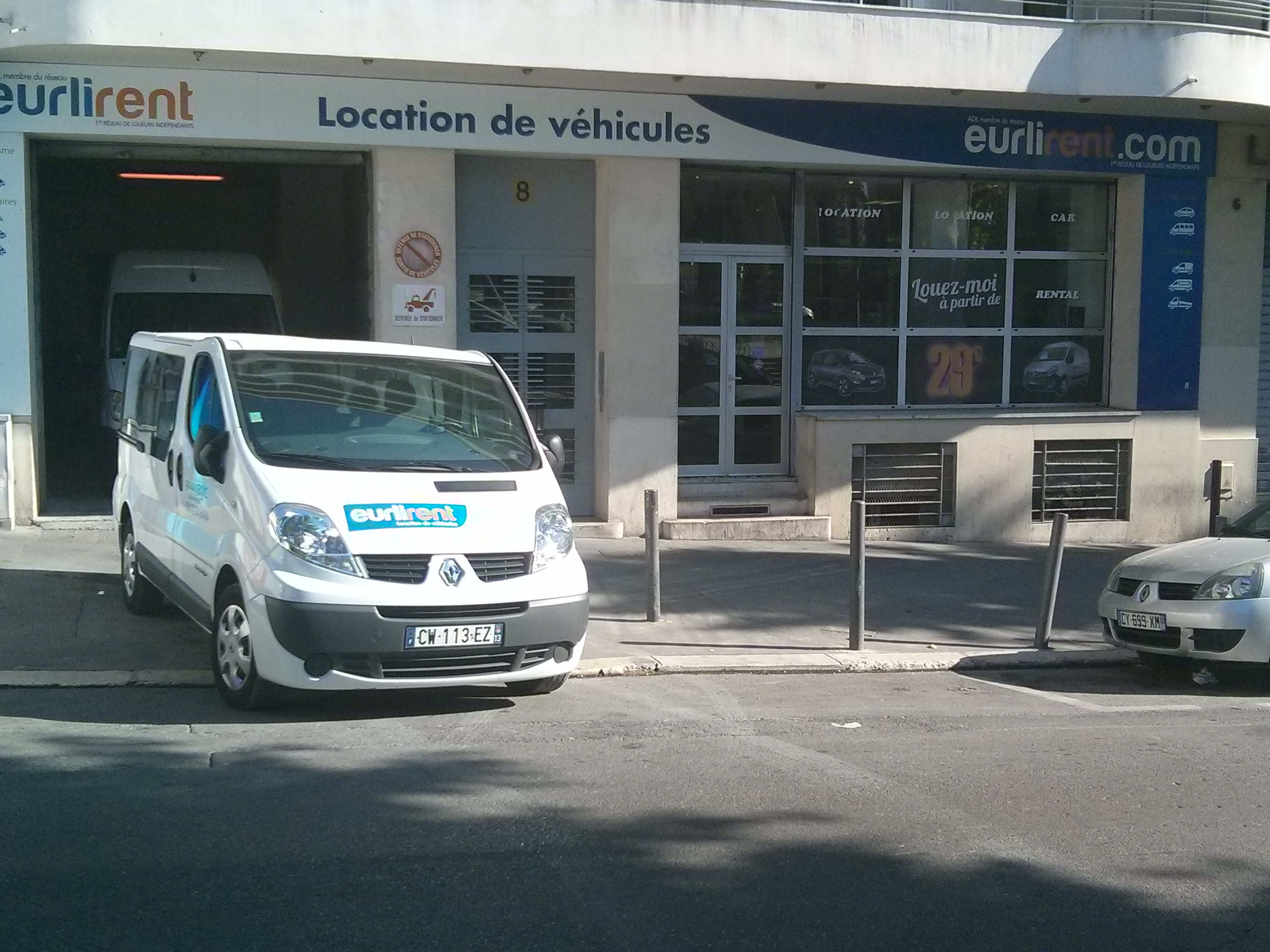 Location de voiture marseille eurlirent - Location camion porte voiture super u ...