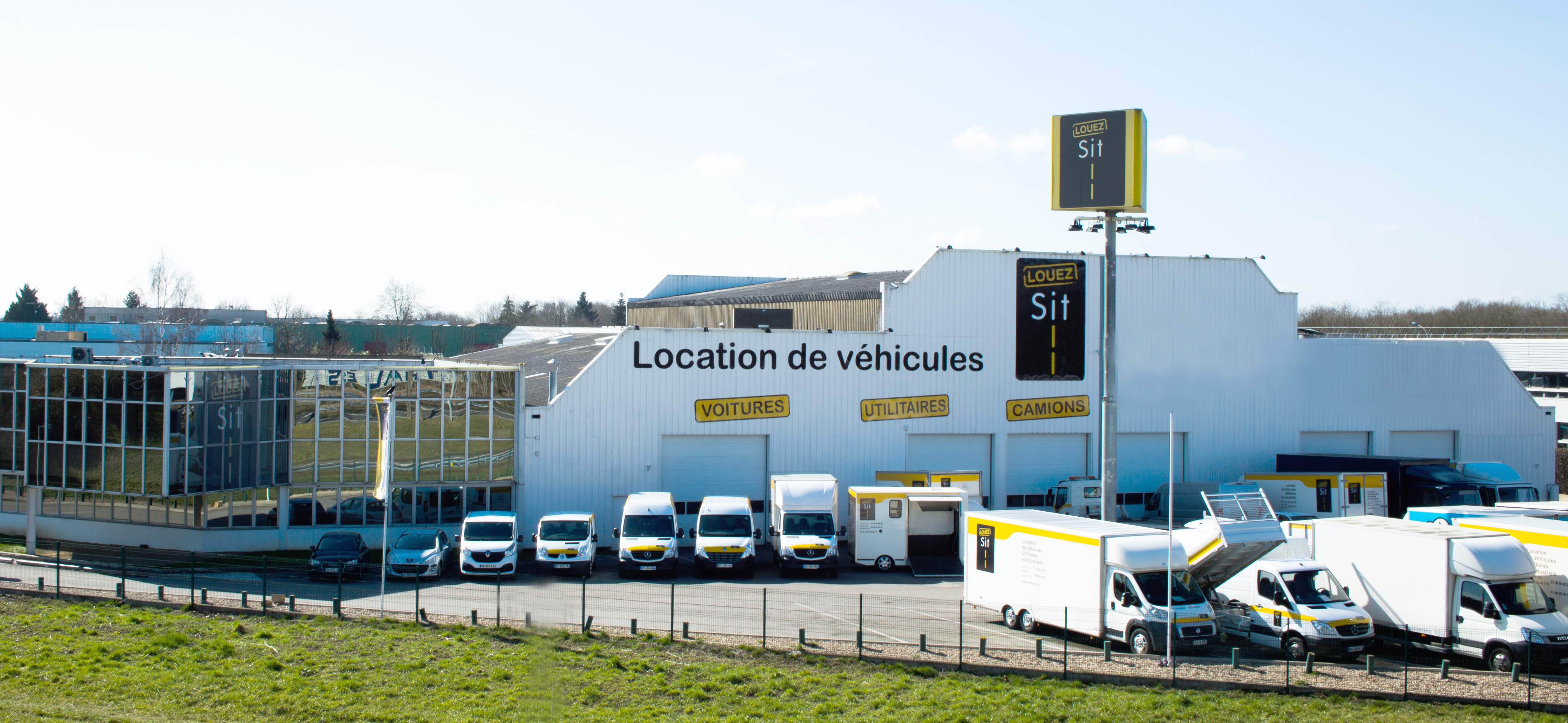 LOCATION VEHICULES TRAPPES